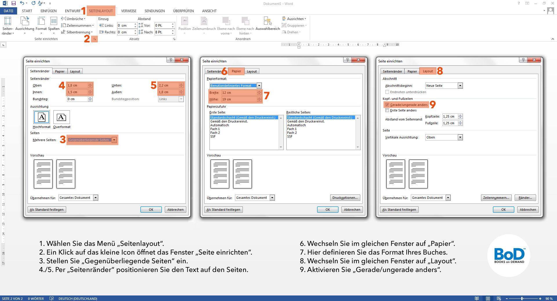 Fein Microsoft Word Buch Vorlagen Ideen - Entry Level Resume ...